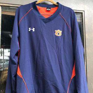 Under Armour Auburn Tiger Jacket Size Size Medium